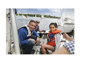 Still Time to Push the Boat Out and Try Sailing in the Black Country