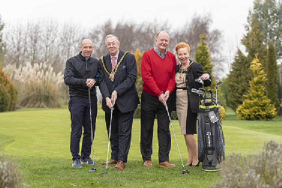 Mayor to host charity golf day