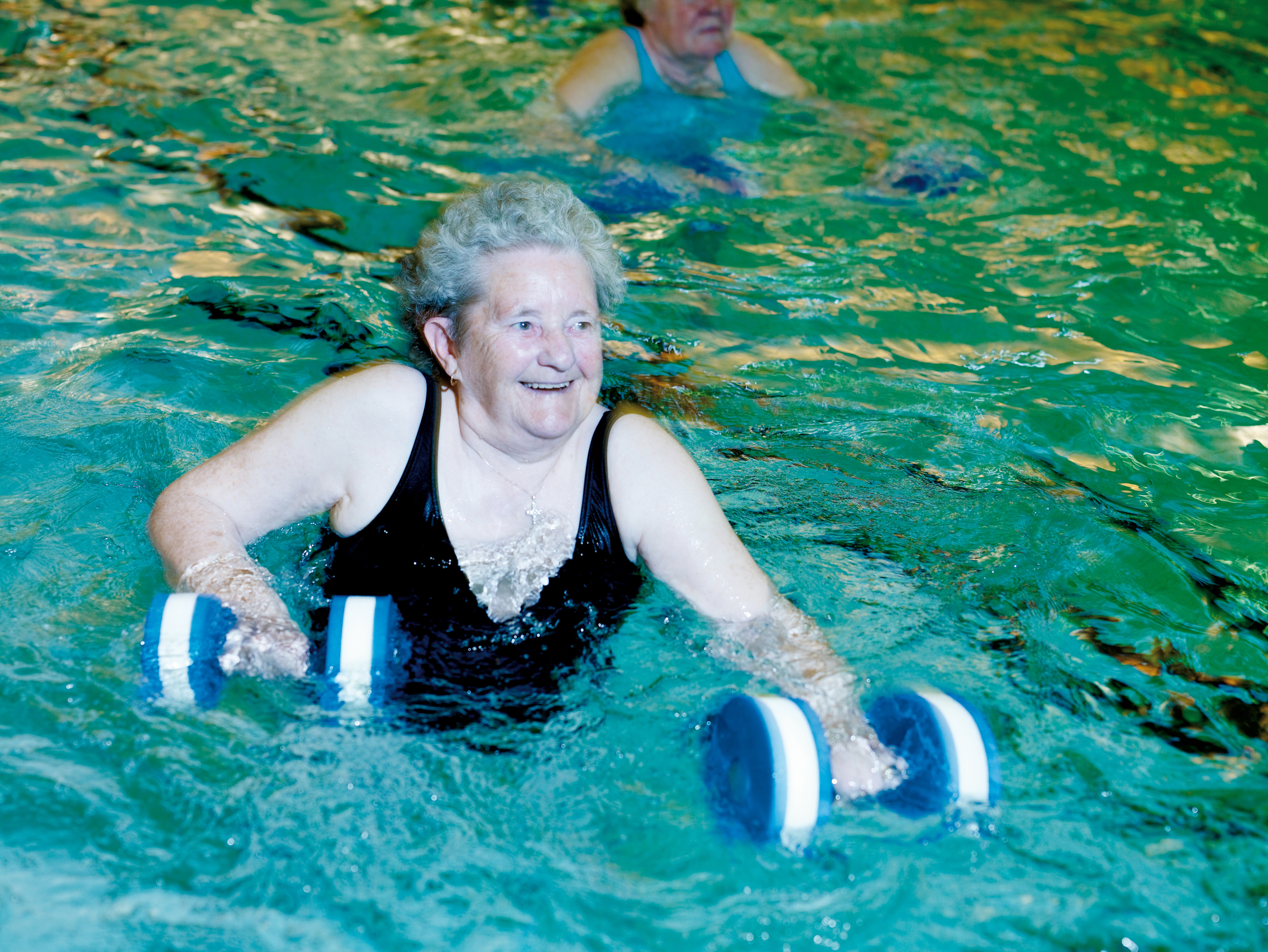 Doctors Should Prescribe Swimming to aid Illness and Medical Conditions for the British Public