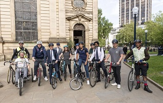 New £2 million local fund announced at West Midlands' first Cycling Summit
