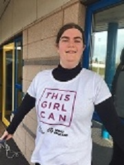 Active Black Country Coordinator proves  #ThisGirlCan for International Women's Day 2020