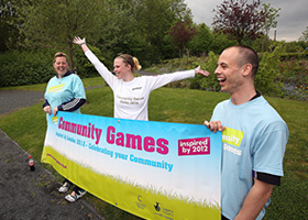 Community Games Relay heads to the Black Country