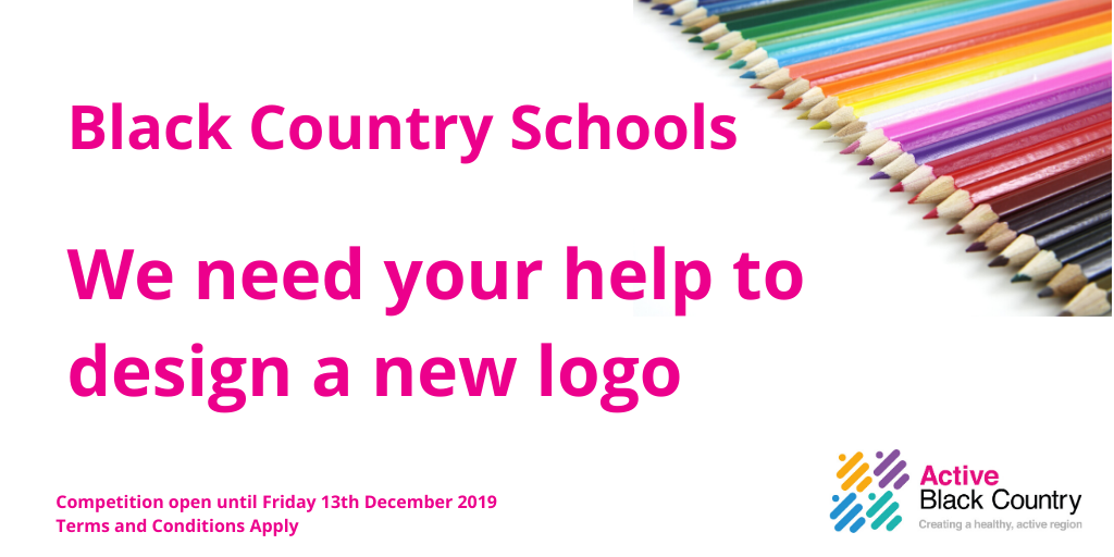 The Search is on for Black Country School Pupils to Design a New Logo