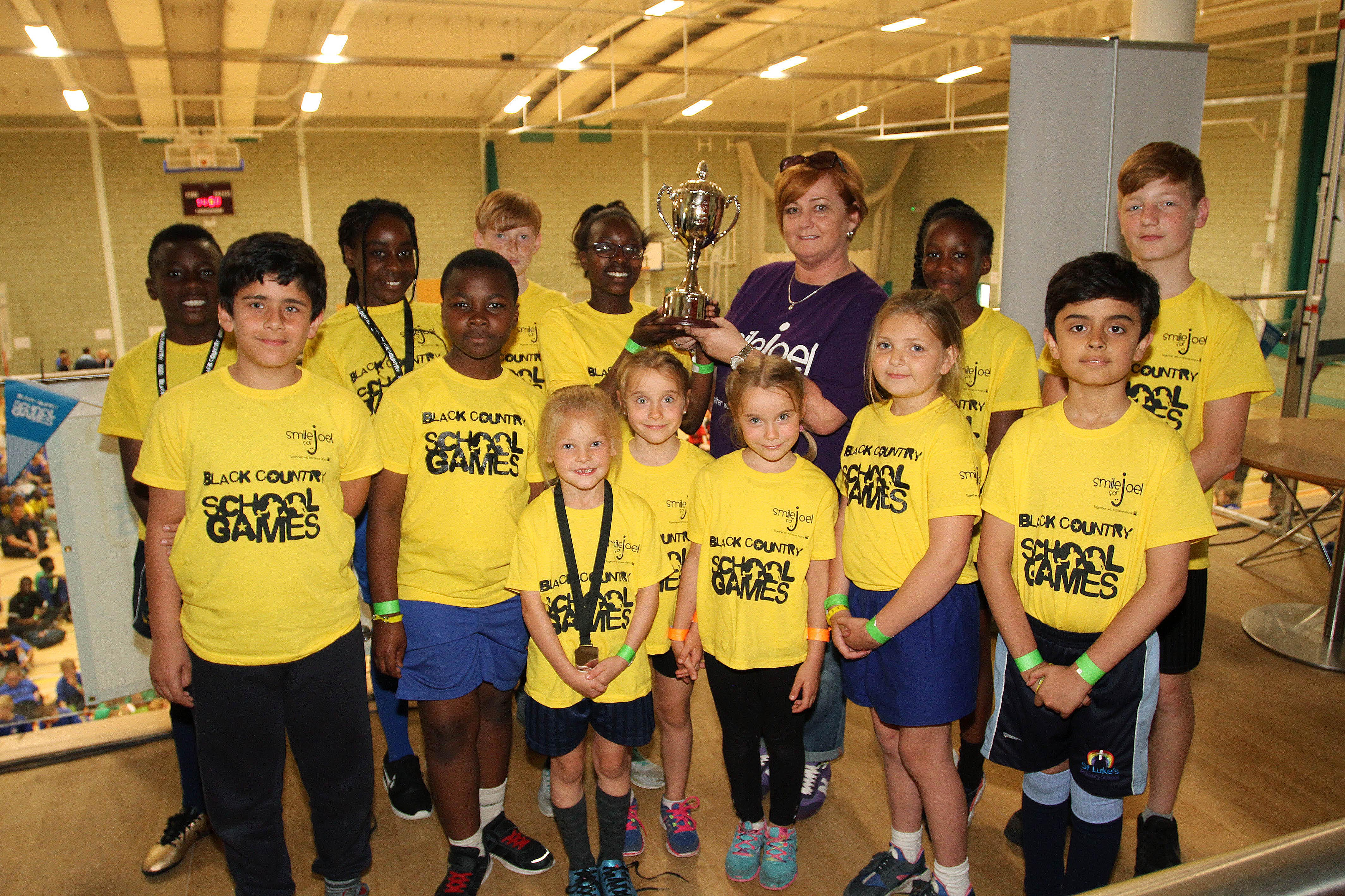 Black Country School Games Summer Festival – It's back