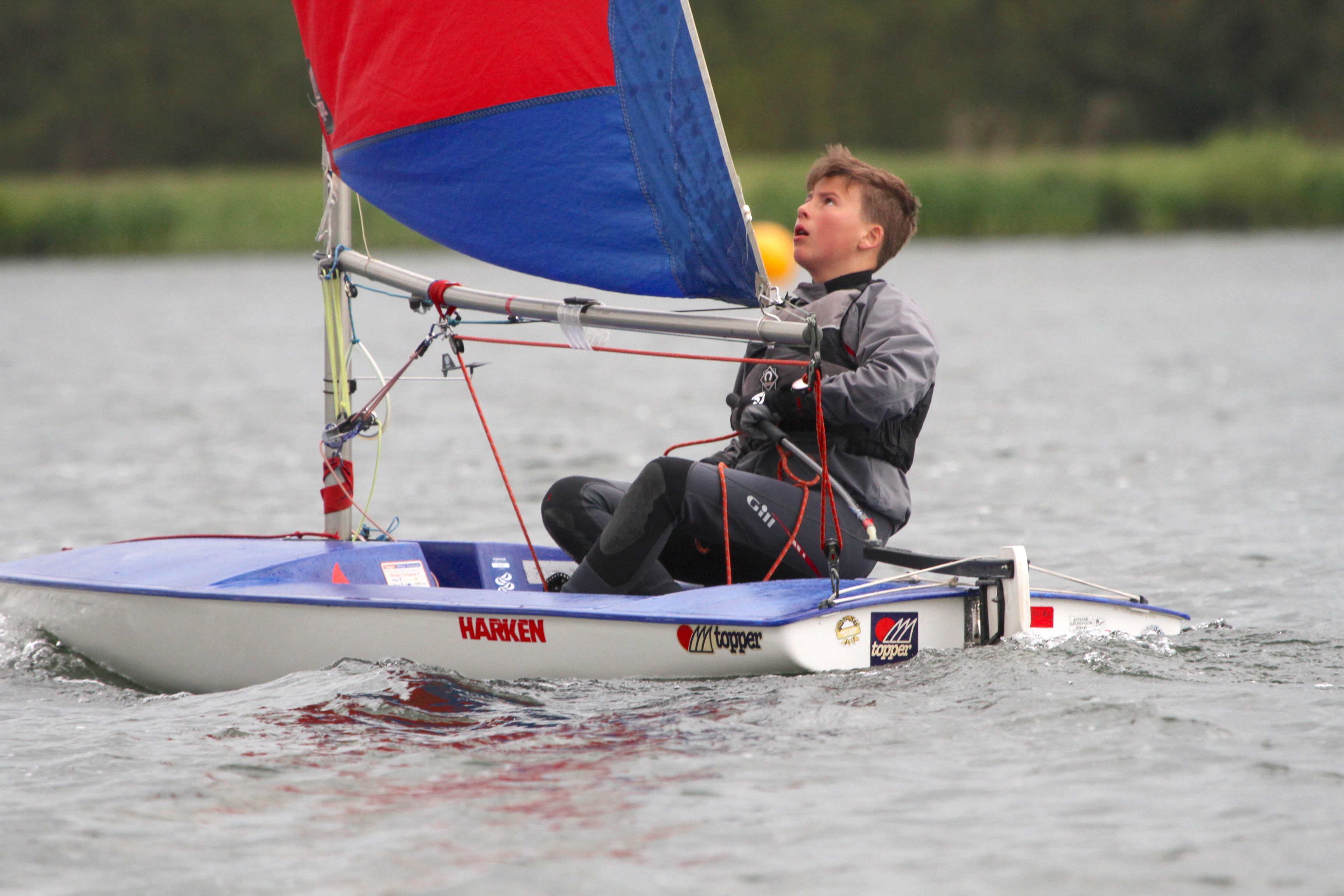 South Staffs Sailing Club Lands National Youth Excellence Award