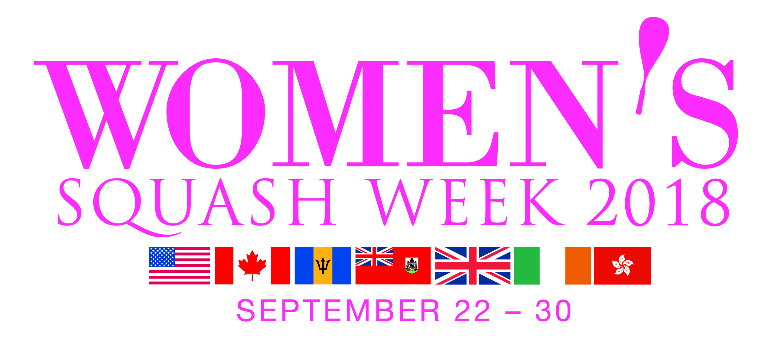 Women's Squash Week set to return