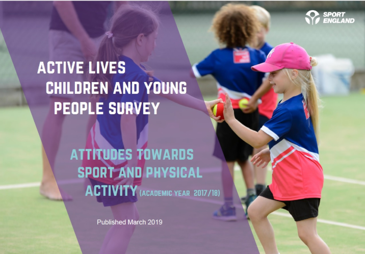 Research gives Insight into Children's Attitudes to Sport and Physical Activity