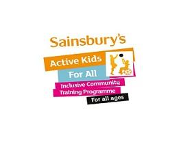 Sainsbury's Inclusive Community Training awareness week Communities reaping benefits of active lives