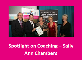 A Case Study - Sally Ann Chambers