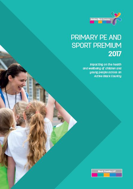 Primary PE and Sport Premium Infographic